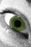 eye green poster