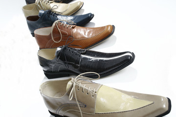 many male shoes