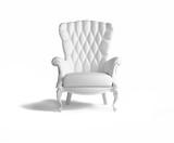 Fototapety blank  armchair