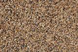 stones texture in brown tones poster