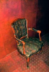 fauteuil branché