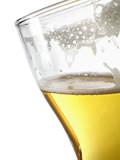 beer within mug close-up poster