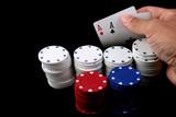 winning poker poster