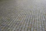 cobbled pavement poster