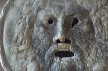 bocca della verita - mouth of truth