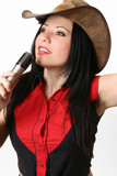 singer, host, presenter poster