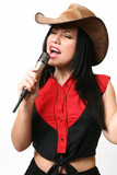 country music singer poster