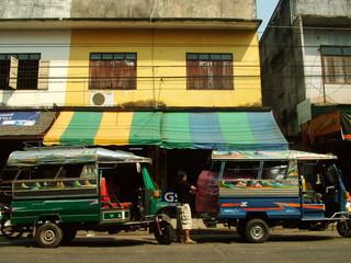 quotidien de rue, thailande