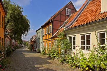 old danish street