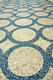 portugal, porto: typical paving stone poster