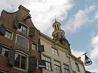 dutch houses in veere