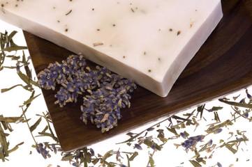 lavender soap. spa