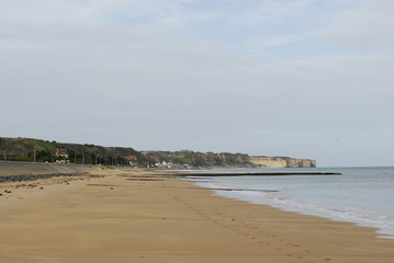 omaha beach in france