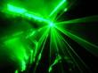 laser grün