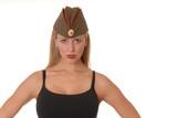 soviet girl 1 poster