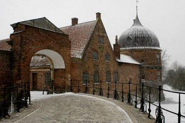 castle of christiansborg