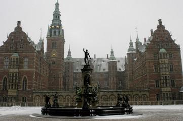 castle of christiansborg
