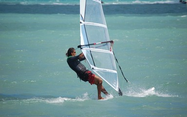 windsail surfer 1