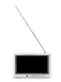 portable tv poster