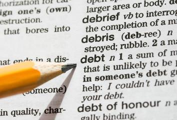 debt defined