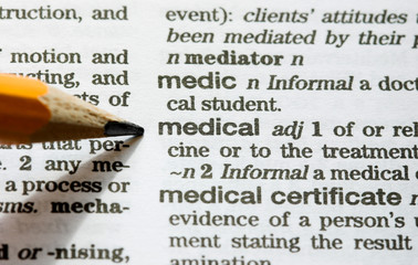medical defined