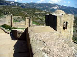 castillo de loarre cinco