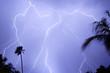 lightning thunder monsoon storm