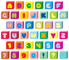 funny children's font