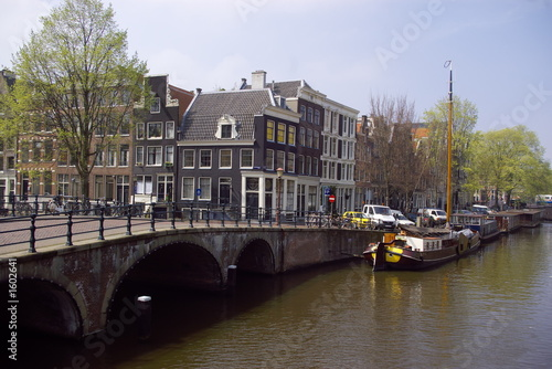 authentic amsterdam view