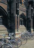 bicycles cambridge university poster