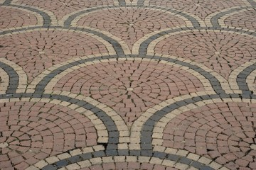 pavement pattern