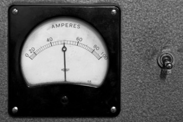 amperage display