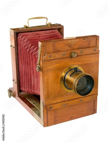 Chambre photographique de nicolas ganeau photo libre de for Chambre photographique