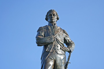 lord nelson statue