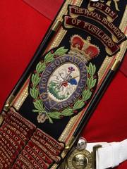 fusilier uniform