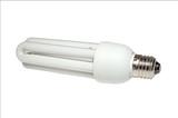 energy-saving lamp poster