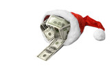 money christmas& wealthy new year-2 poster