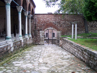 horse gate of topkapi