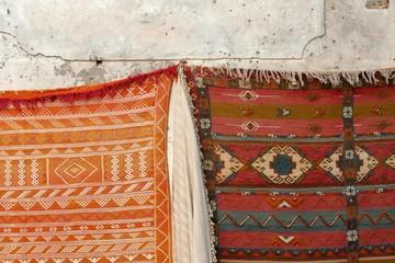marché au tapis