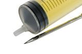 flavor injector/syringe poster