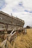 rustic wagon 3 poster
