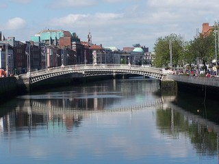 bridge in dublin