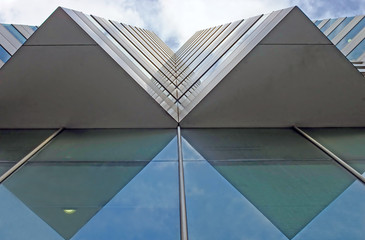 geometric office building -perth