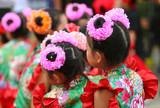 čínština tanečníci