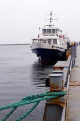 "odessa, ukraine, promenade motor ship ""sevastopol"""