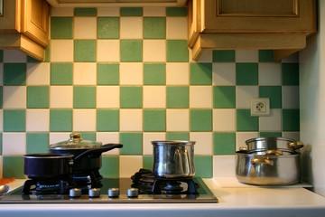 cuisine française - french kitchen