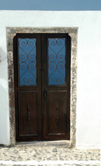 island greece door