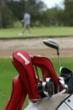 golf clubs 1 poster