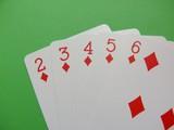 diamonds poker poster