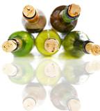 Fototapety bottle corks